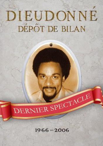 DIEUDONNE DEPOT DE BILAN
