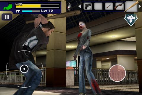 celular Download – Dead Rising Mobile v1.00.01 iPhone 3GS iPhone 4 iPod Touch 3 iPod Touch 4 iPad iOSPDA