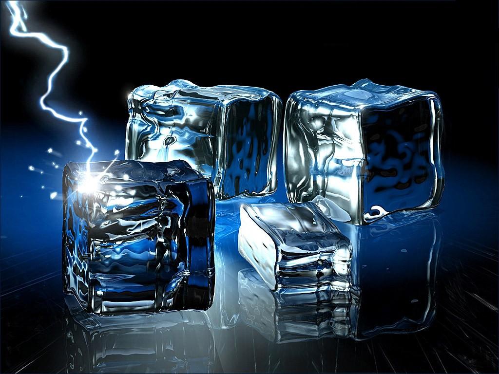 Cubes De Glace