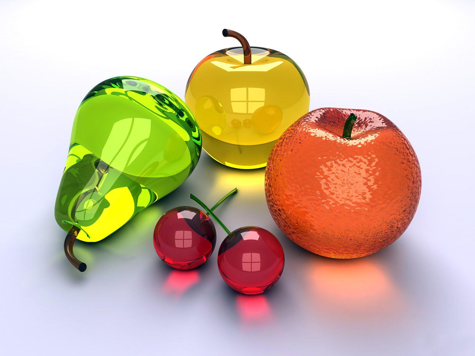 Fruits 3d