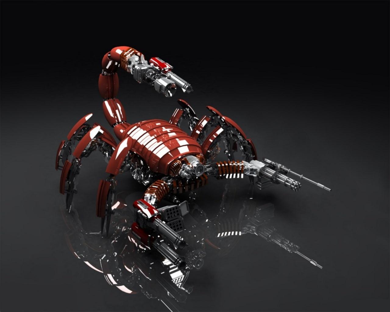 Scorpion Métal