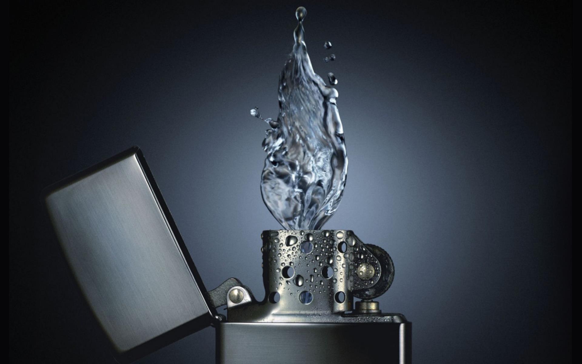 Zippo Water Light