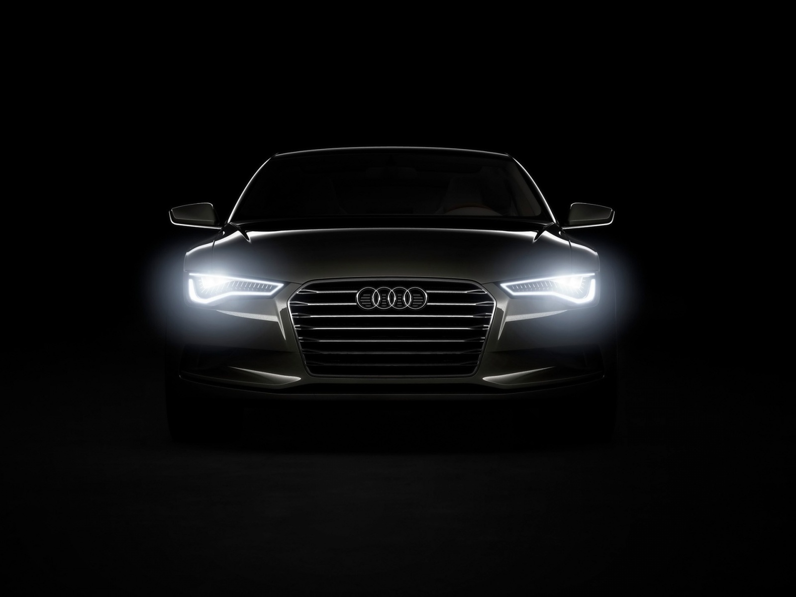 Audi A7 Headlights