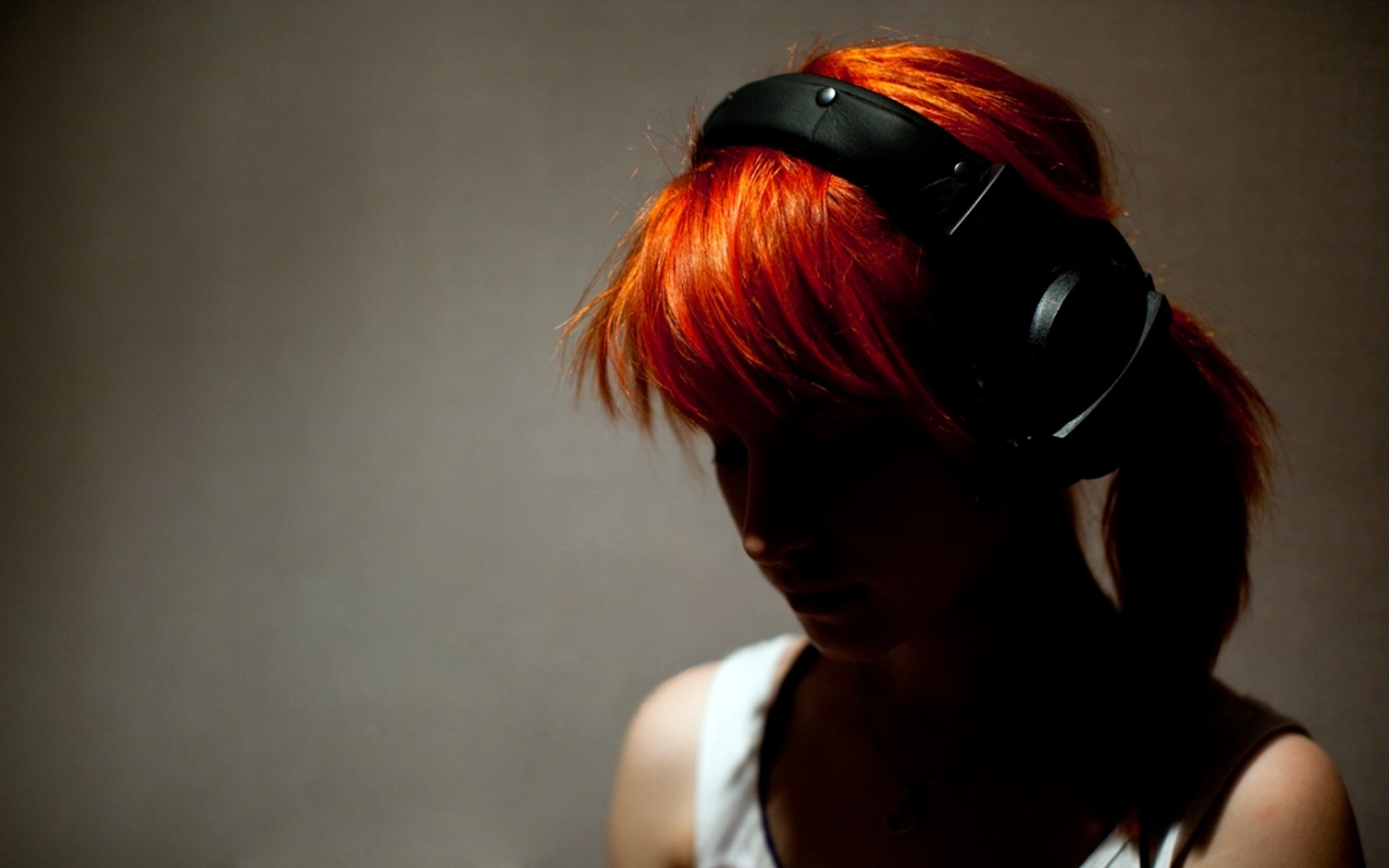 Redhead And Music