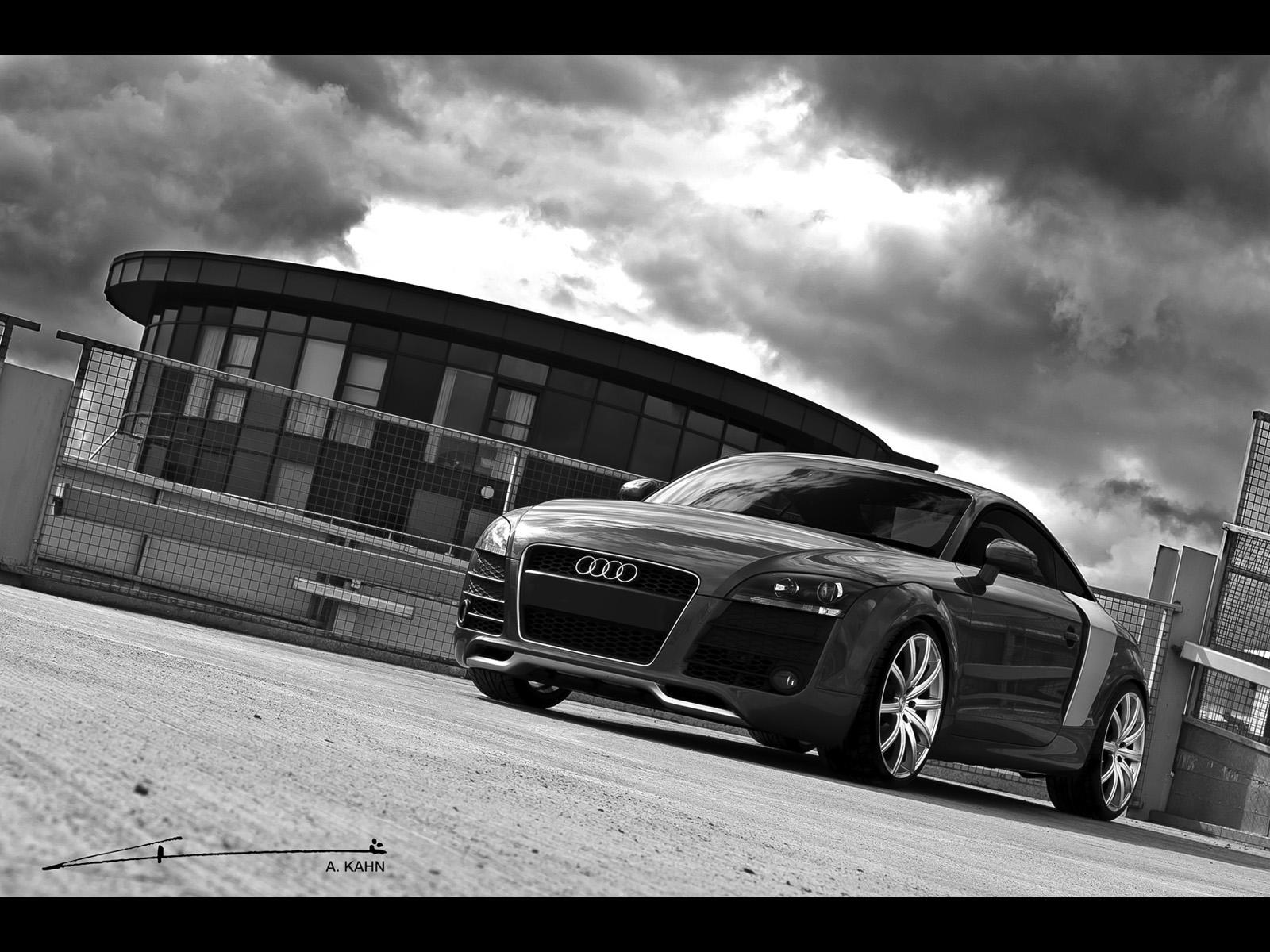 Kahn Audi Tr8