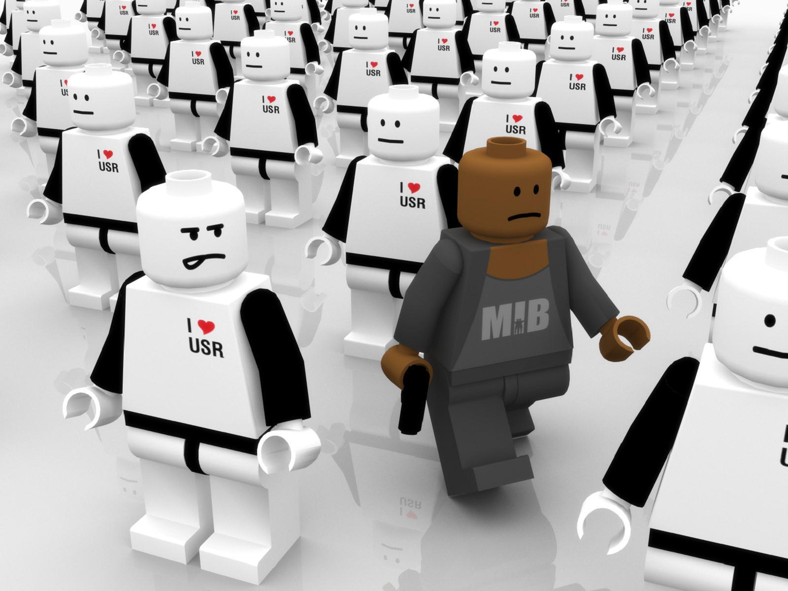 I,robot Lego