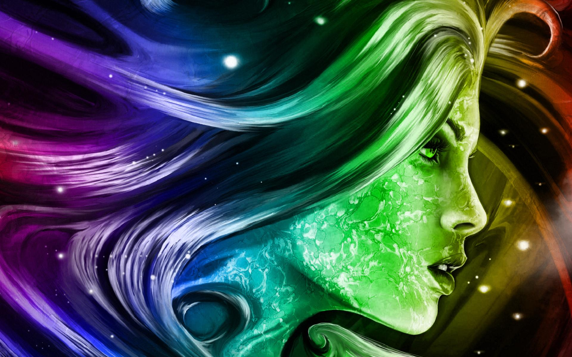 Colorfull Girl