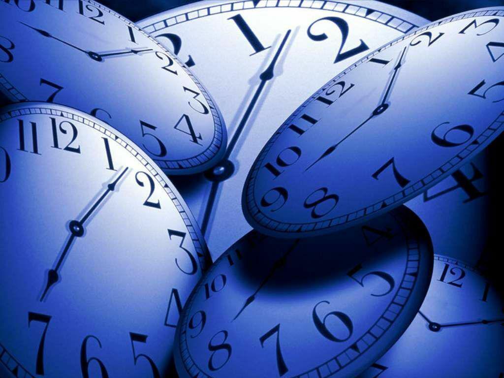Digital Art Clock