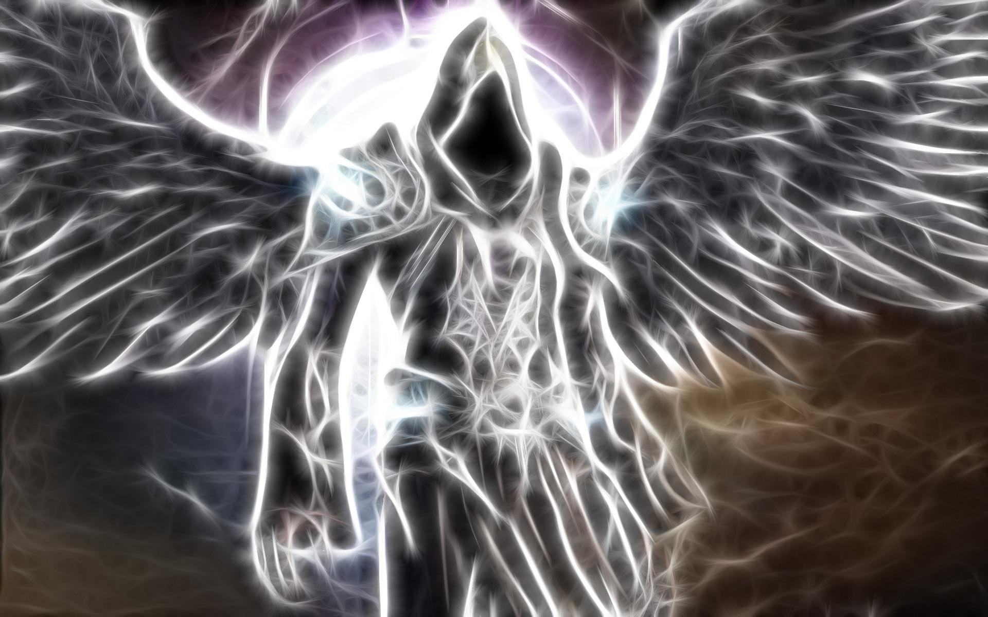 Digital Art Angel