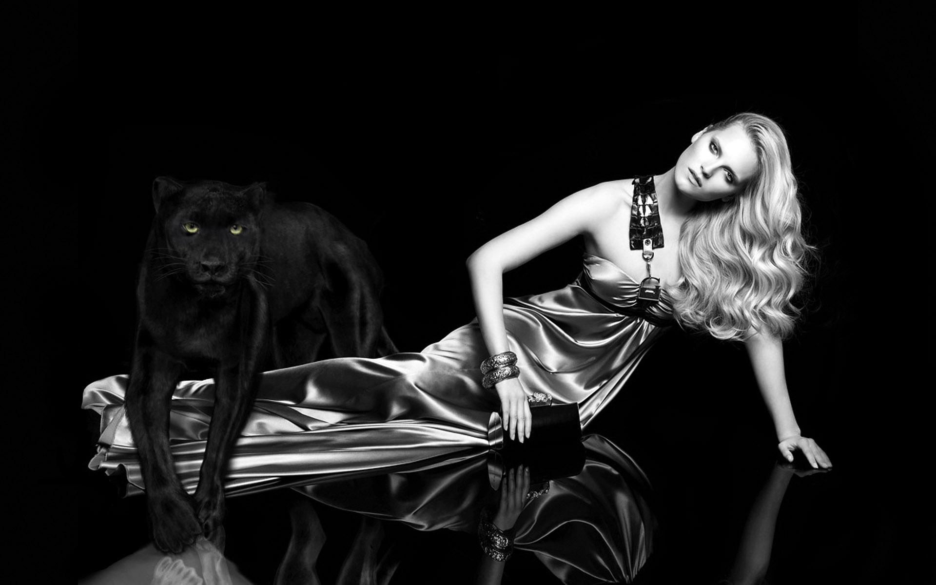 Digital Art Black & White