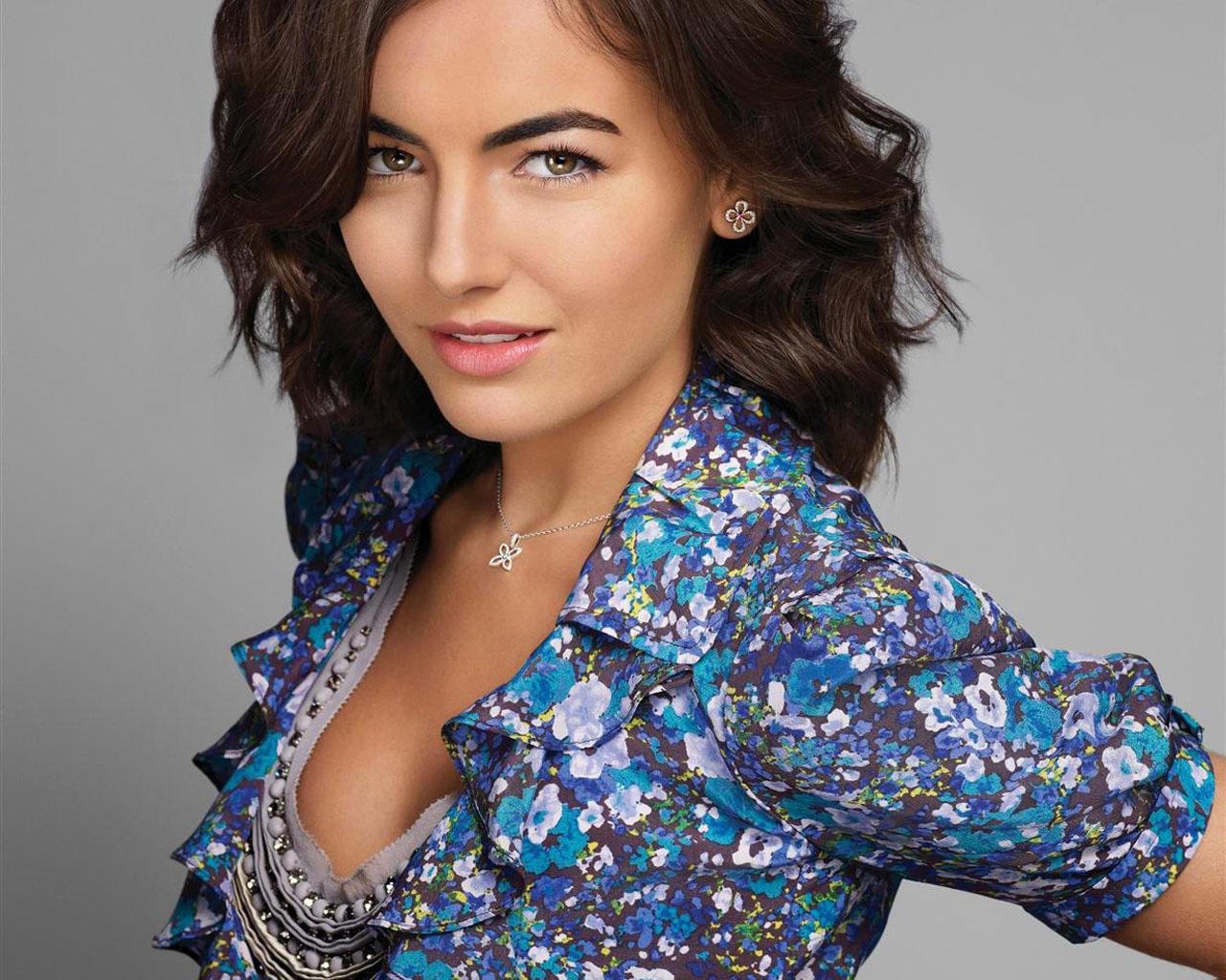 Camilla Belle