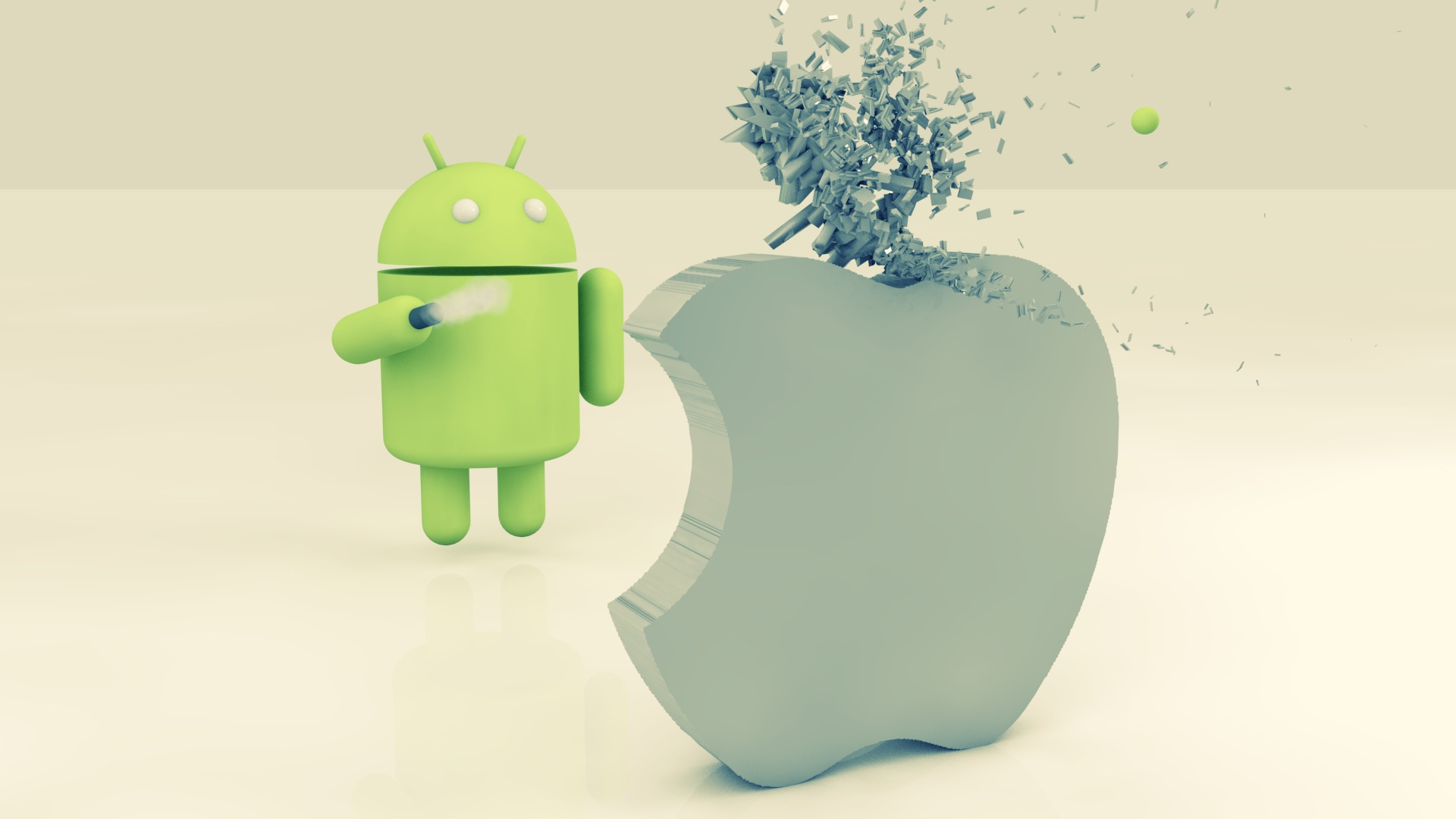 Apple Vs Android