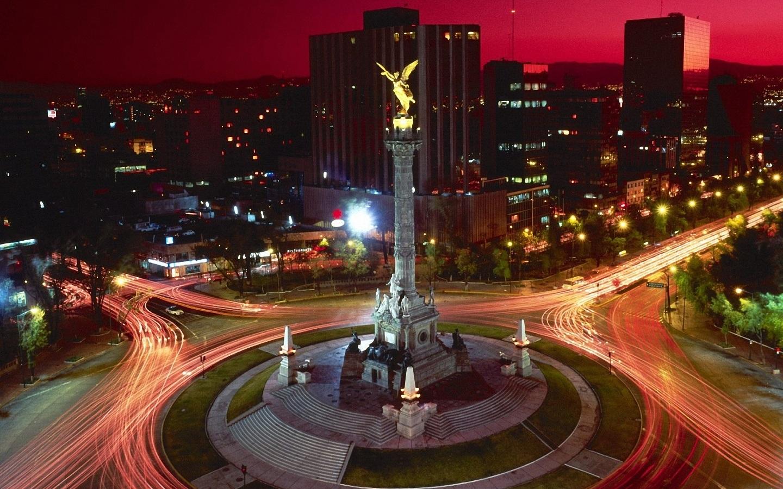 Mexico City Lights