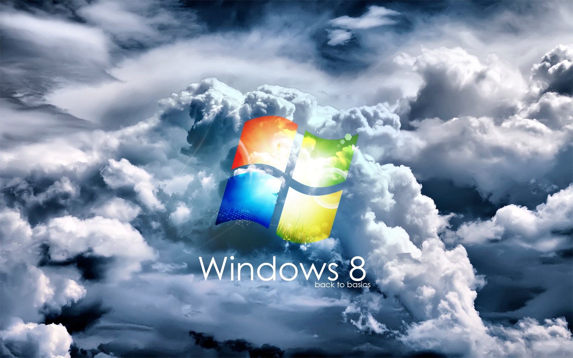 Windows 8 Clouds