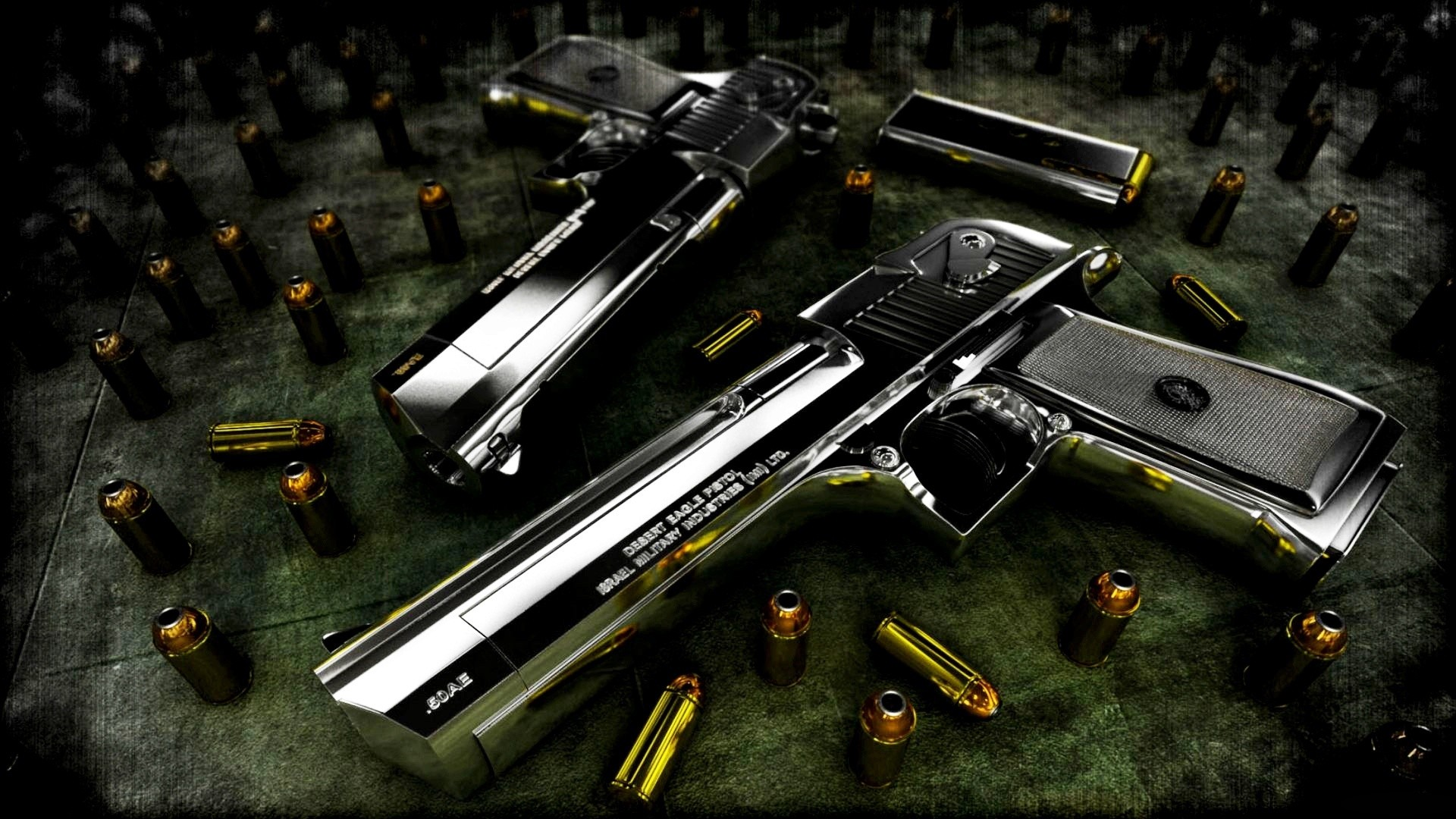 Guns Weapons Desert Eagle