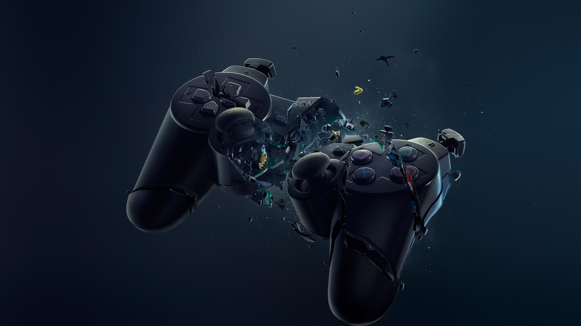 Boom Dualshock Controller