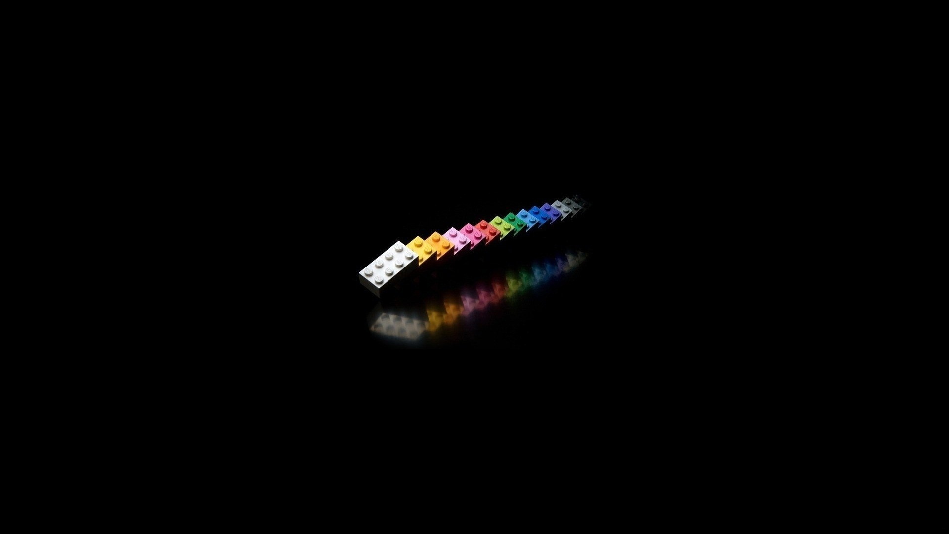 Lego Minimalistic Colorful