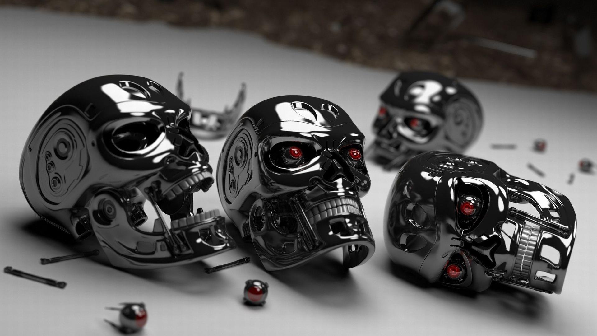 Skulls Terminator