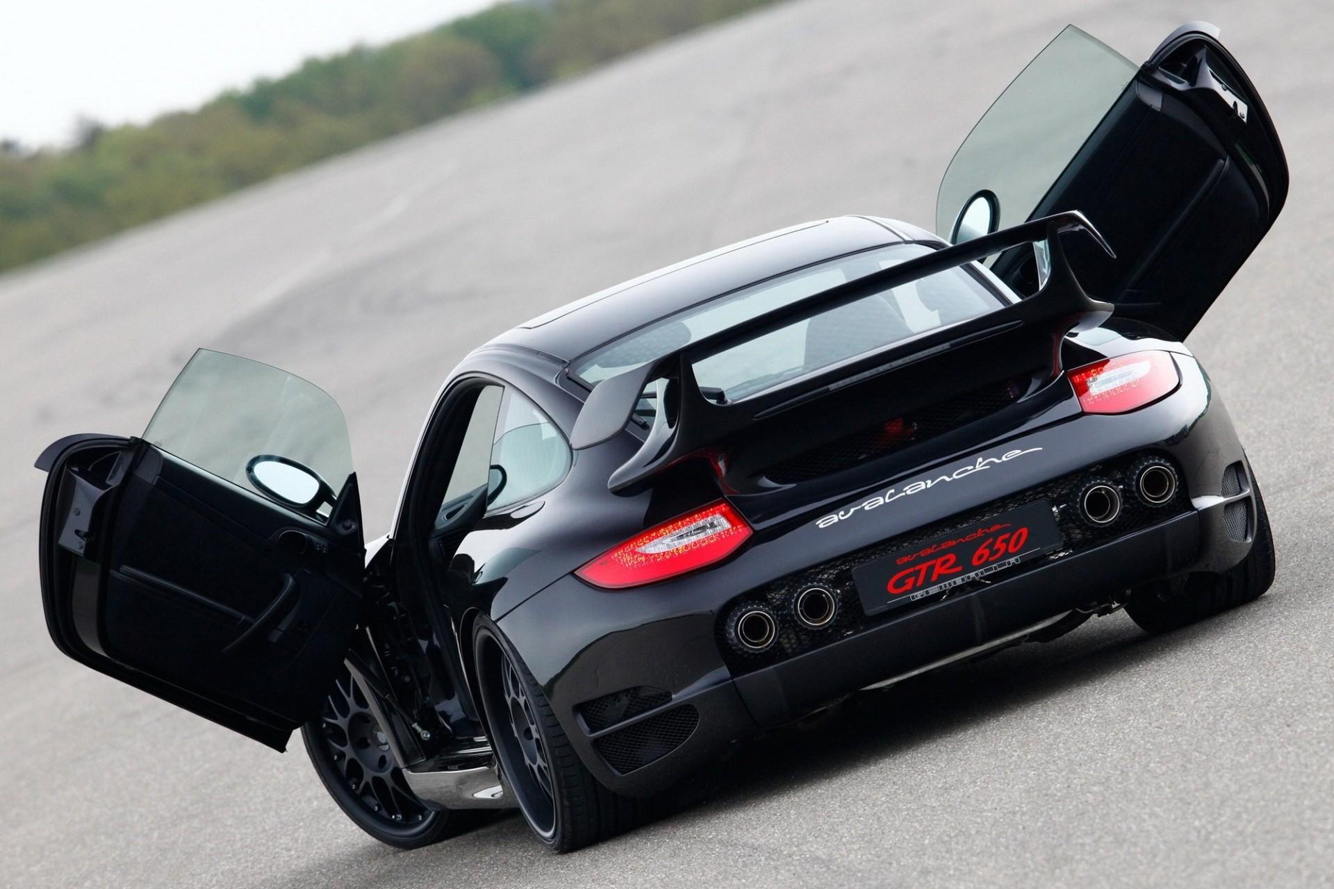 Porsche Gtr Tuning Gemballa 3 Sport Cars Avalanche