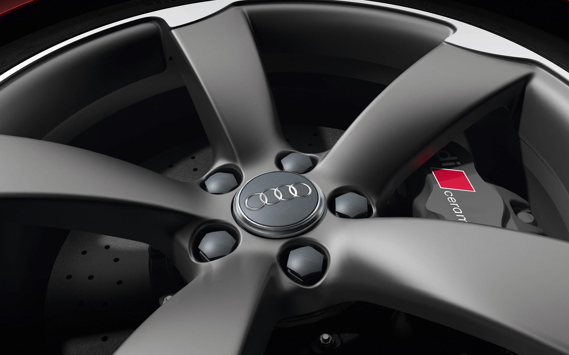 Audi Rs5 Wheel