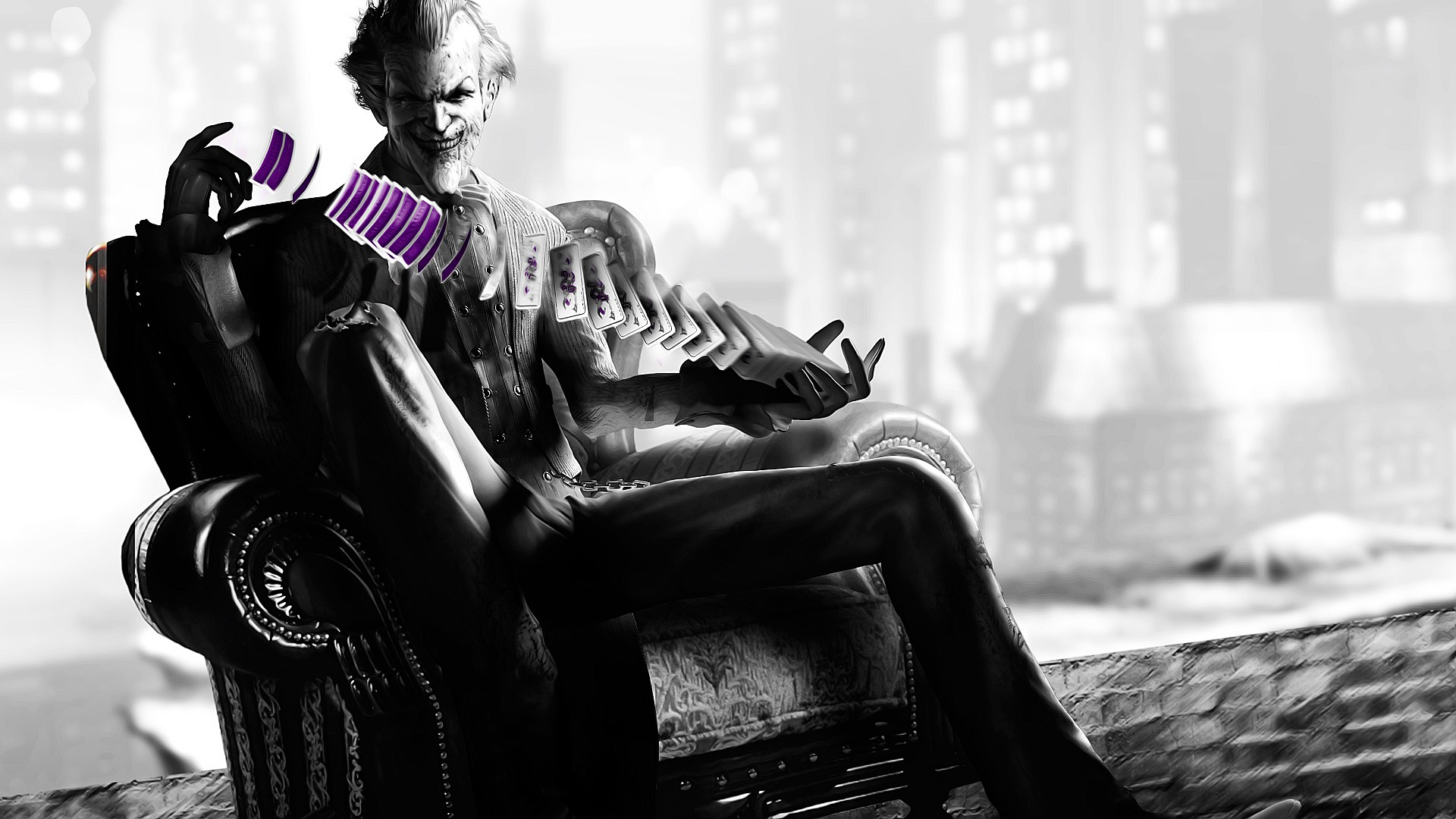 Joker Arkham City