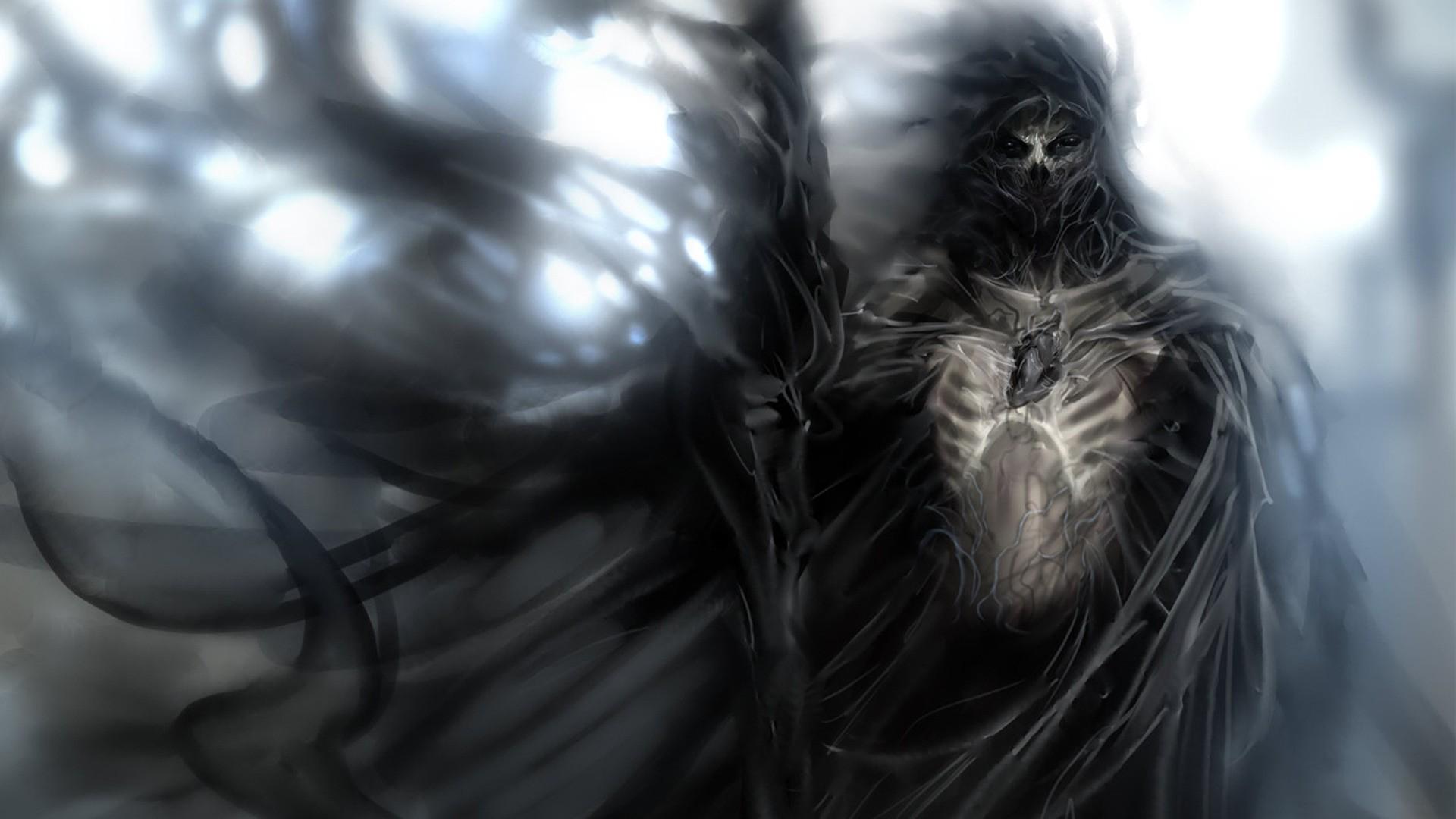Skulls Fantasy Art