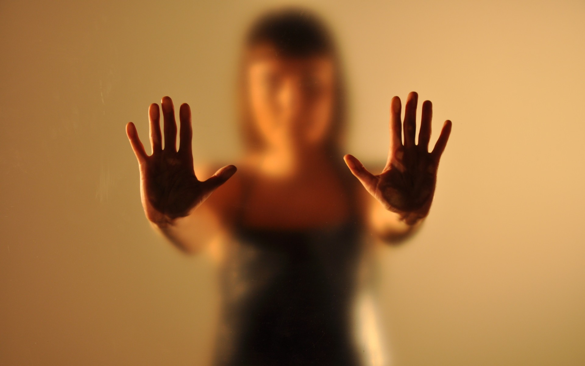 Women Hands Depth Of Field