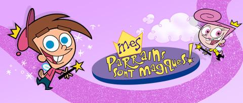 Animation mes parrains sont magiques - Mes parrain son magique ...