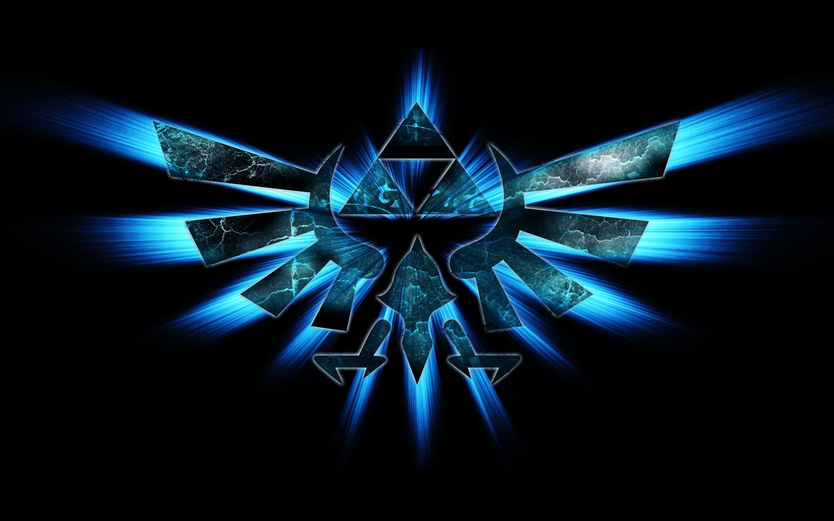 The Legend Of Zelda Triforce