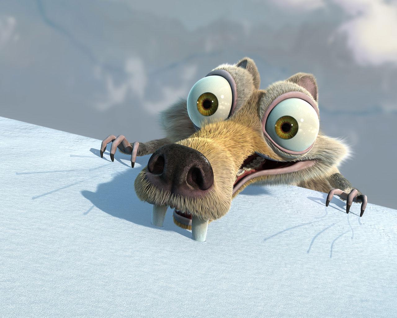 Ice Age Scrat
