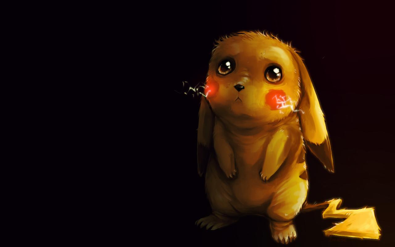 Pokemon Dark Pikachu