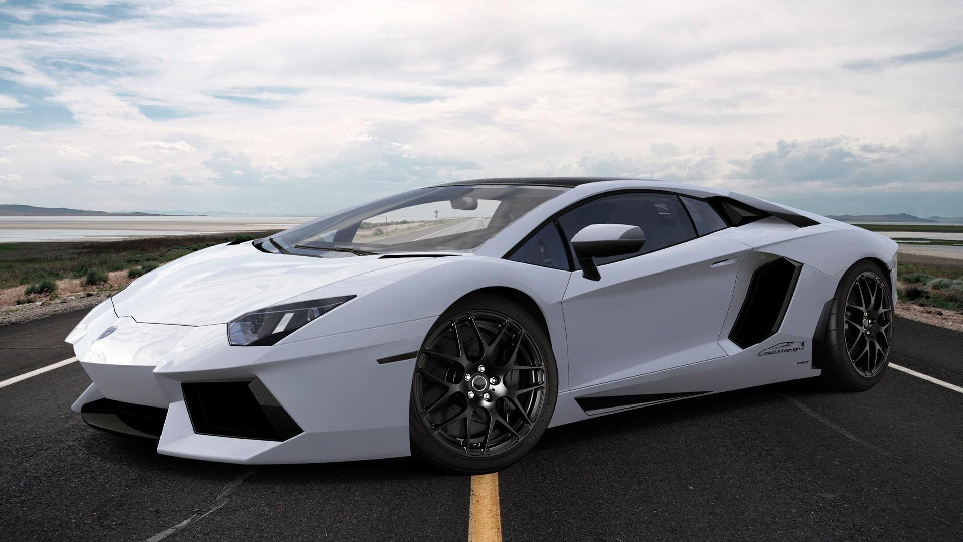 Lamborghini Aventador Oakley