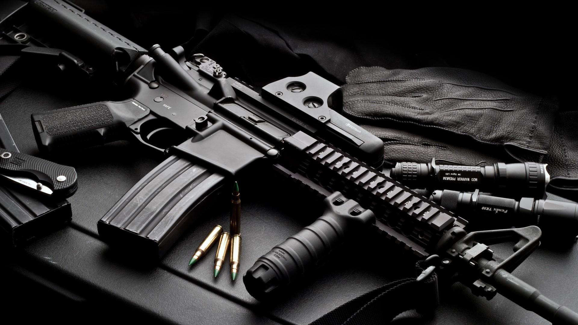 Ammunition Weapon