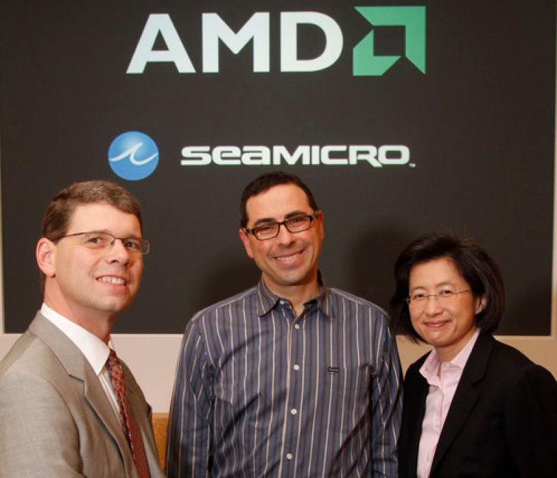 AMD lève plusieurs centaines de millions de $, de possibles rachats en vue