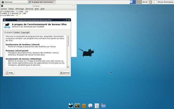 Debian abandonne l'environnement GNOME au profit de Xfce