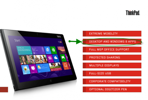 Microsoft ne parlera plus de Metro mais d'application Windows 8