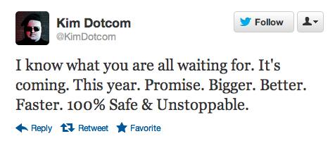 Kim DotCom promet un retour de Megaupload cette année