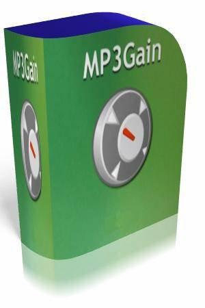 aumentar volumen mp3 gain télécharger pour mac