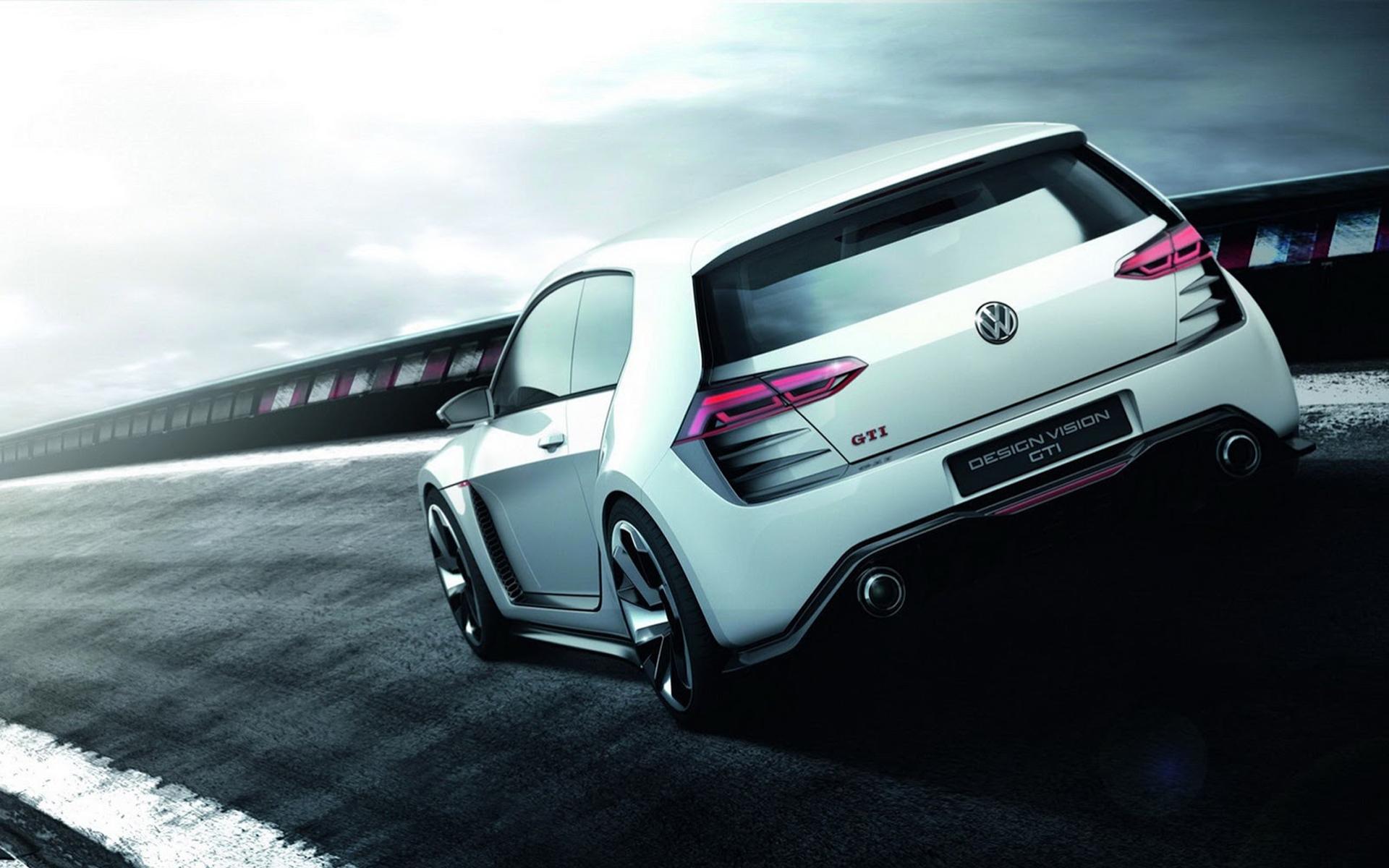 Golf GTI Design Vision