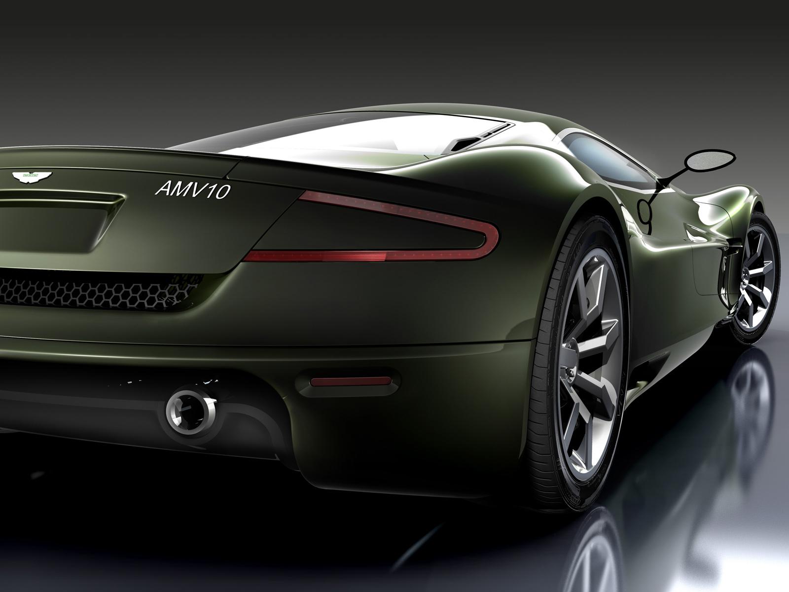Aston Martin Amv10