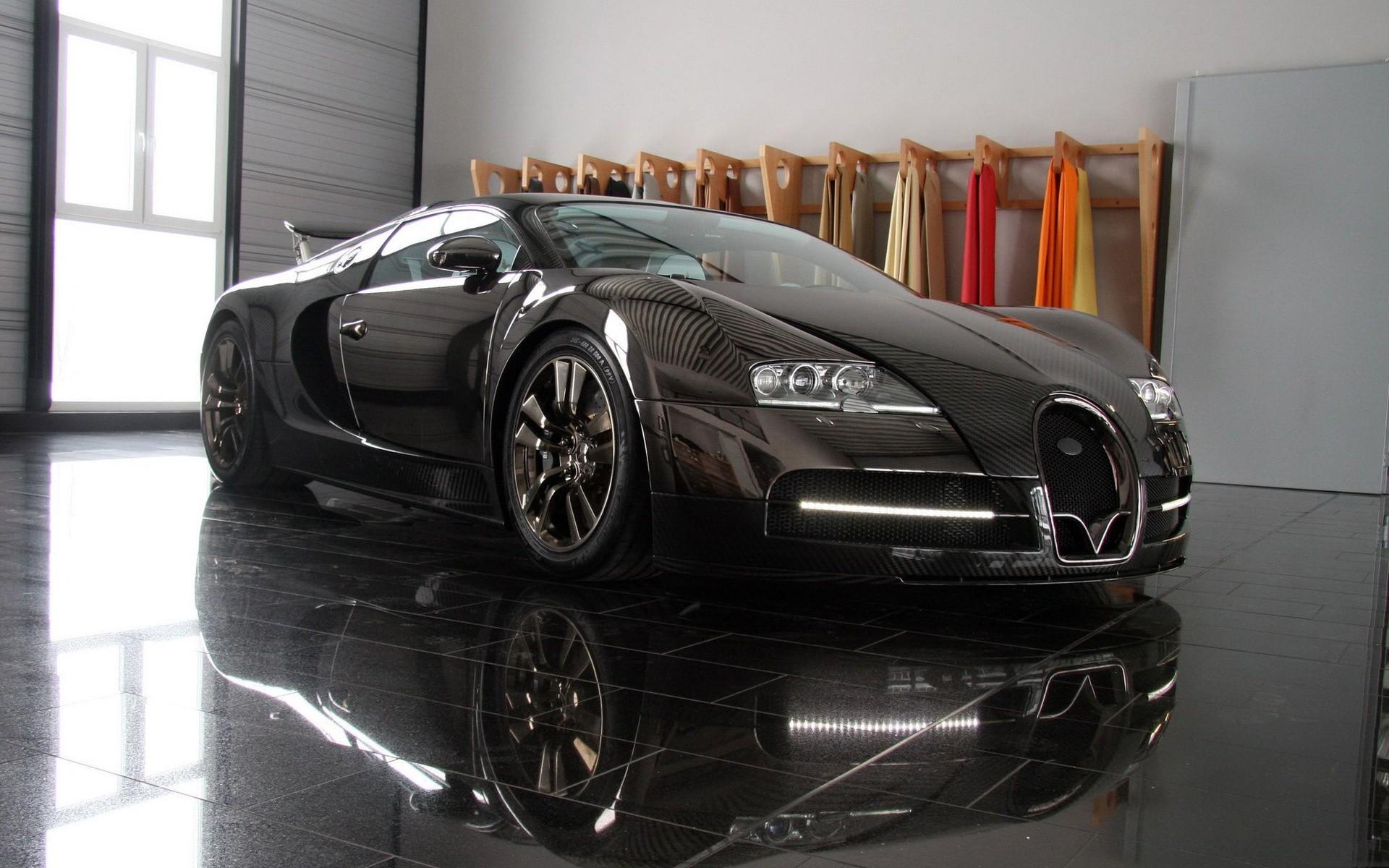 Bugatti Veyron Mansory