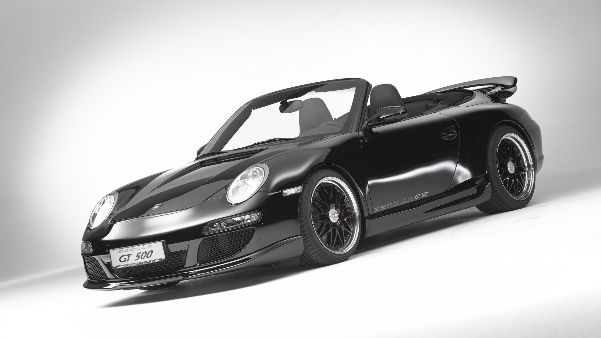 Porsche Gemballa Gt 500