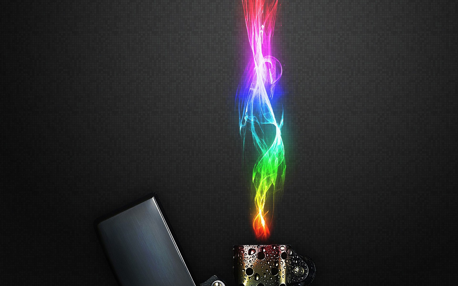 Zippo Flame Colors Light