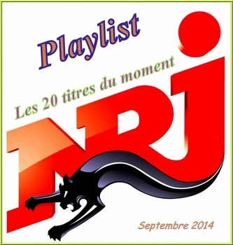 V.A. - Playlist NRJ - les 20 titres du moment - Septembre 2014