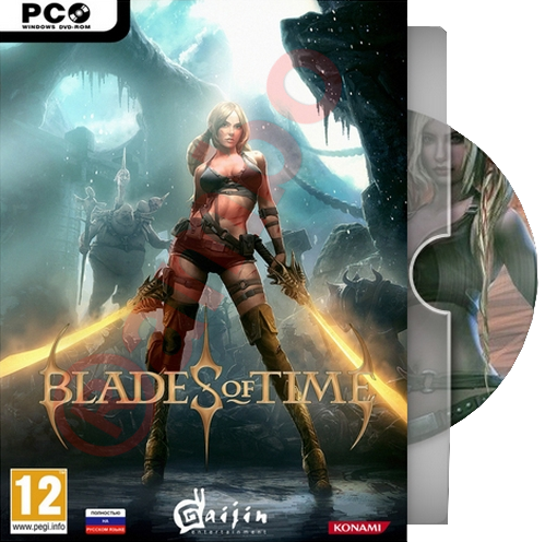 Blades Of Time v.1.0u1 + 1 DLC (2012/RUS/ENG/Multi7/RePack by Fenixx