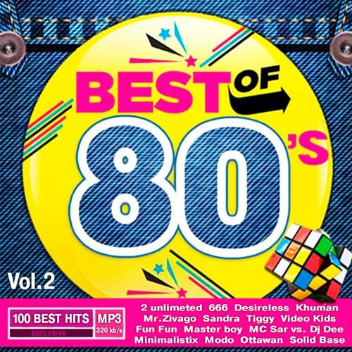 VA - Best of 80's Vol.2 (2014)