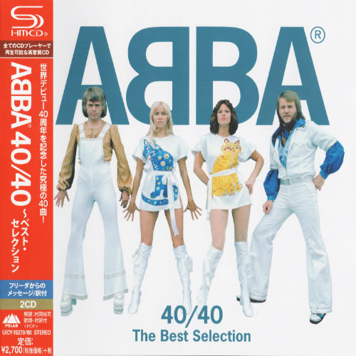 ABBA - 4040 The Best Selection (2014)