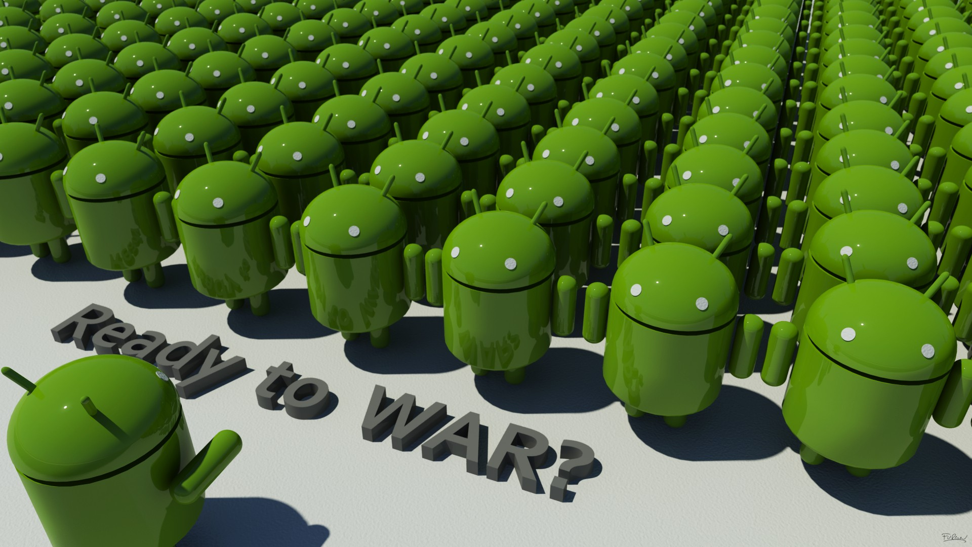 Android War
