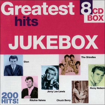 Greatest Hits - Jukebox (8CD) (2009) [MP3@320kbps]