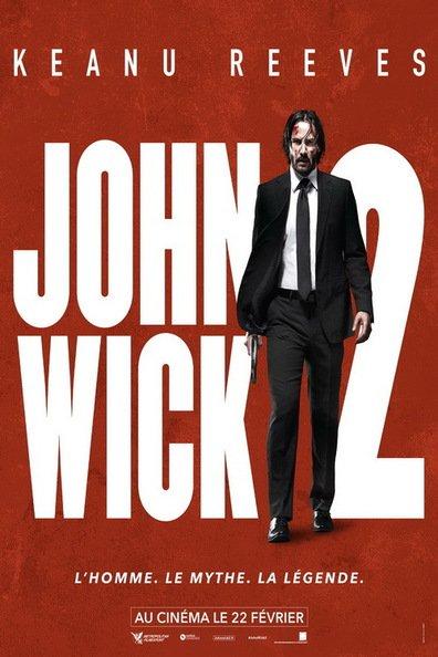 John Wick Chapter 2 2017 FRENCH 720p BluRay x264 AC3 mkv